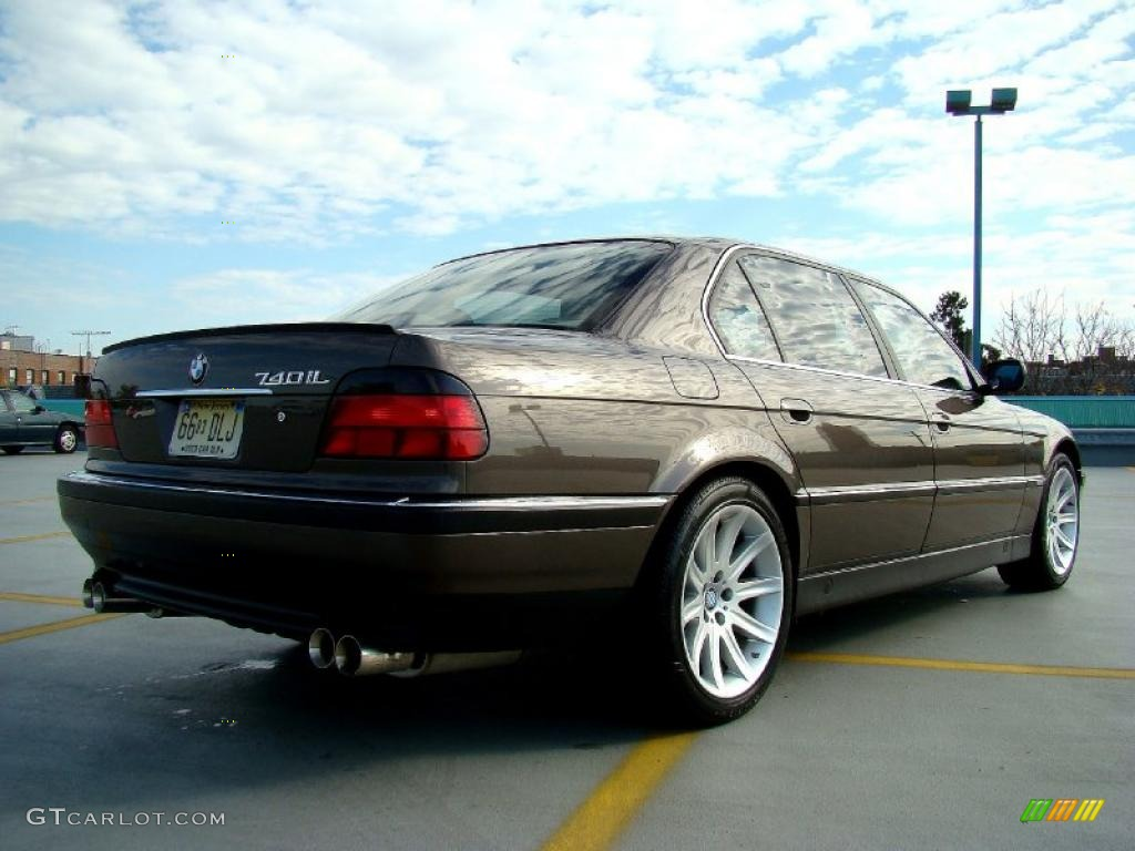 1997 bmw 7 series information and photos momentcar. Black Bedroom Furniture Sets. Home Design Ideas