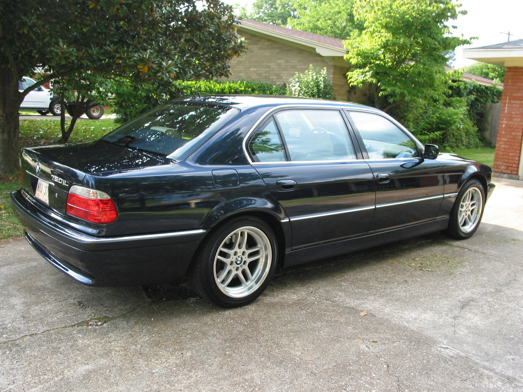 2001 Bmw 7 Series Information And Photos Momentcar