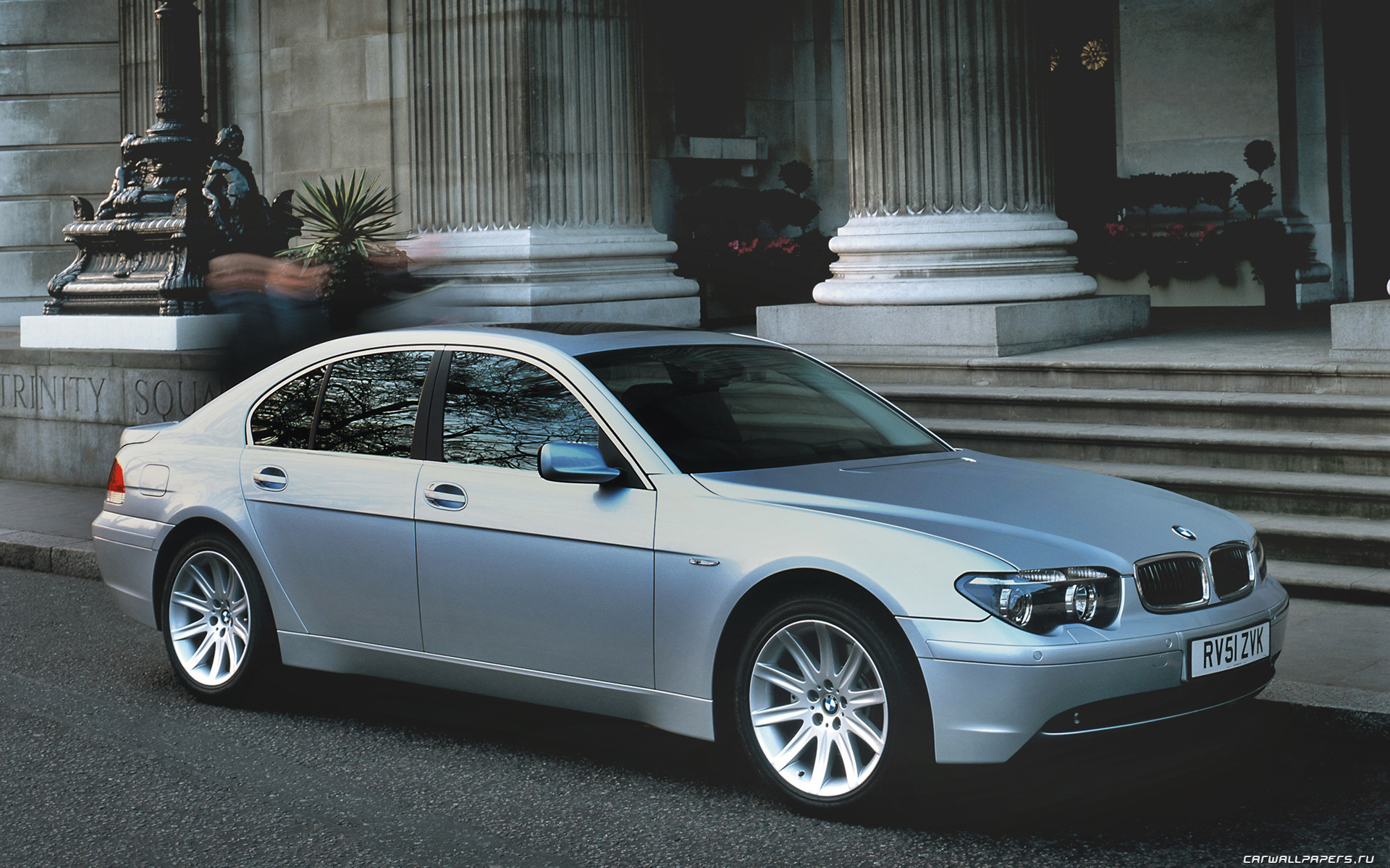 2002 Bmw 7 Series Information And Photos Momentcar