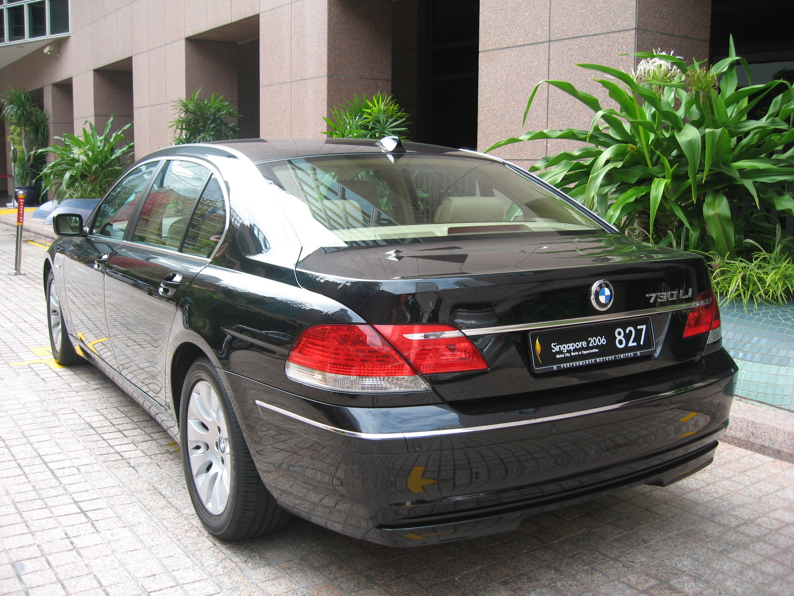 2006 Bmw 7 Series Information And Photos Momentcar