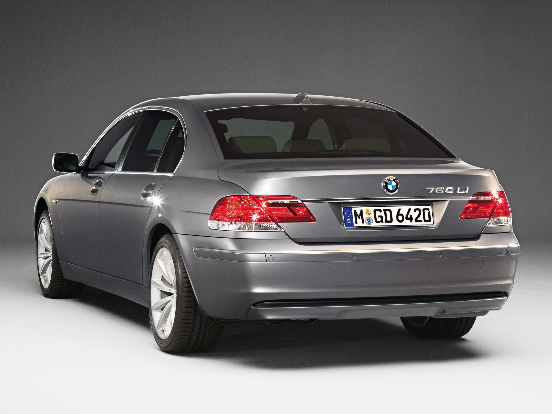 2007 Bmw 7 Series Information And Photos Momentcar