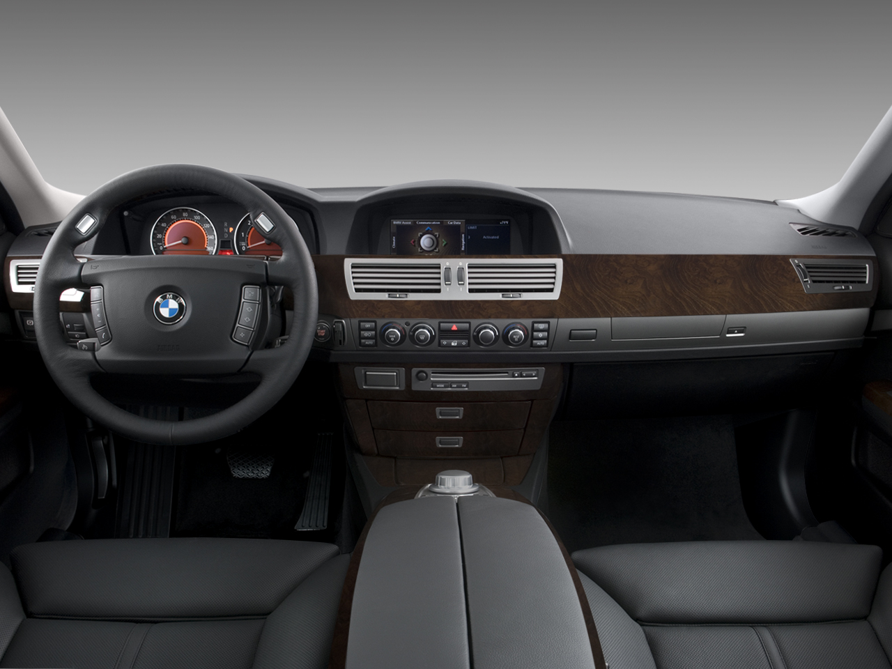 2008 BMW 7 Series HQ Photos and Specs