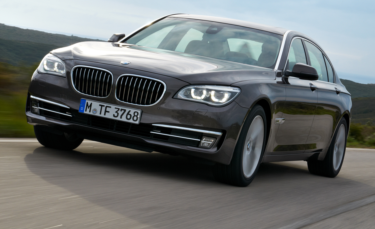 BMW 7 Series 740Ld xDrive #10
