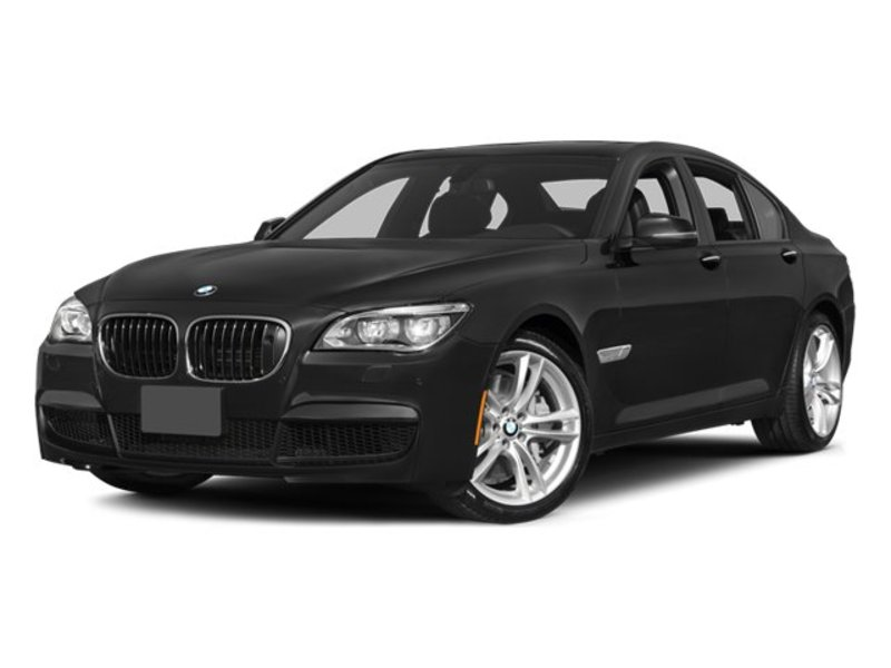 BMW 7 Series 750i xDrive #7