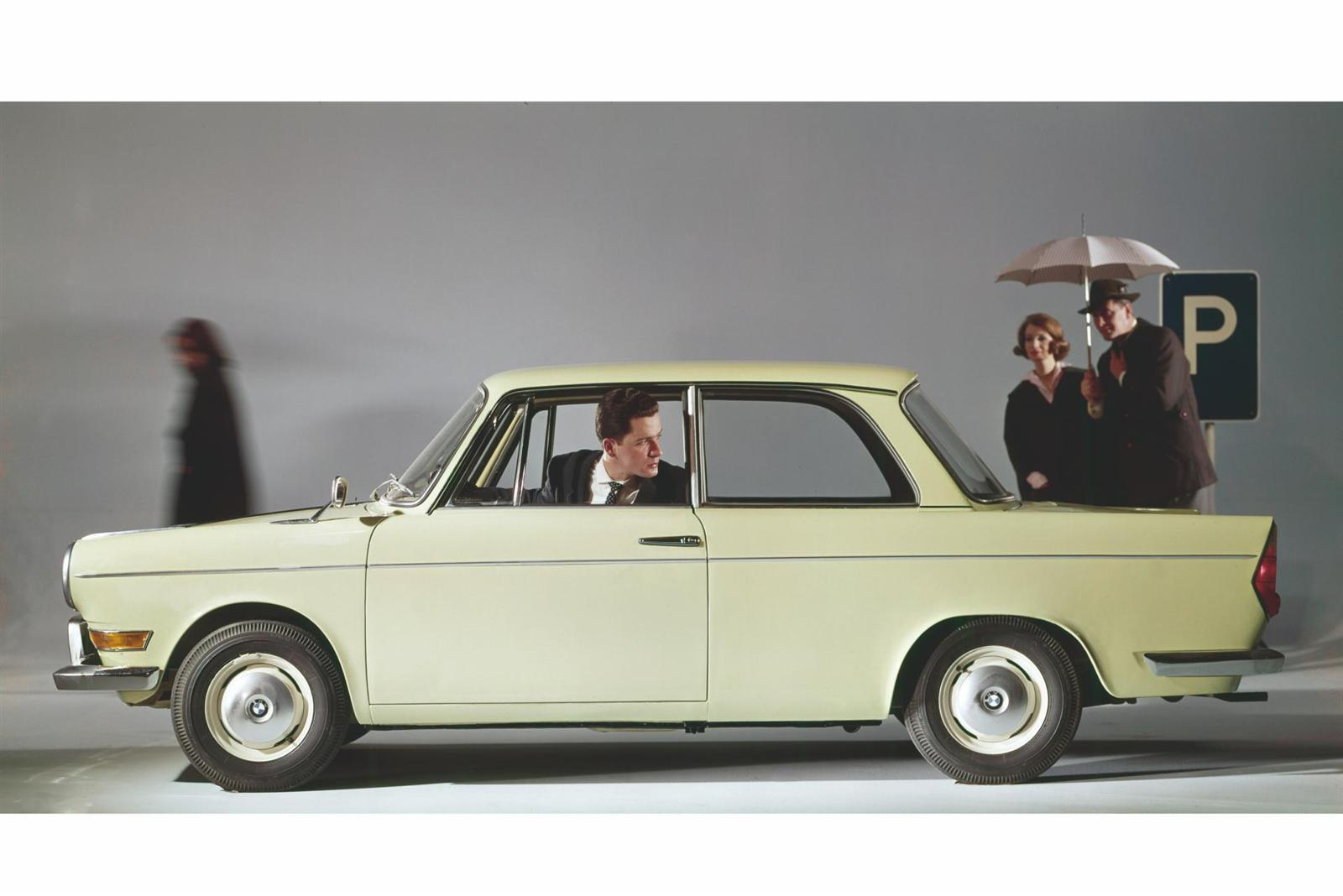 1960 bmw 700 - information and photos - momentcar