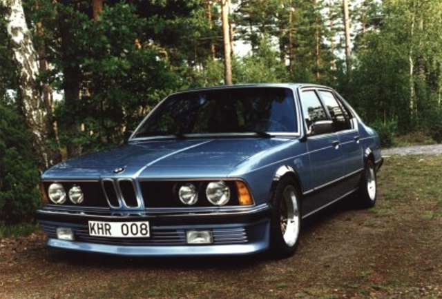 1986 Bmw 735 Information And Photos Momentcar