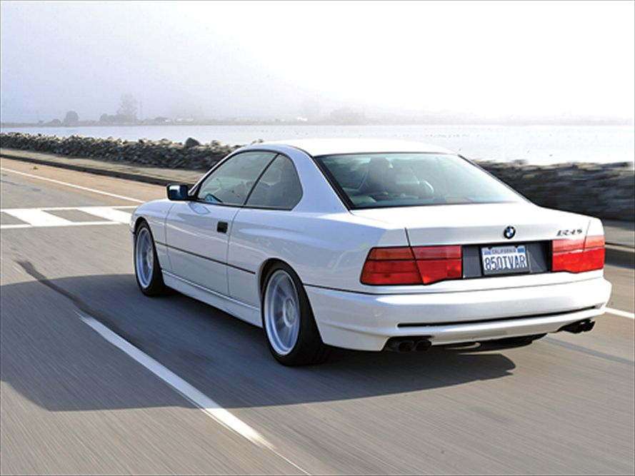 1991 Bmw 8 Series Information And Photos Momentcar