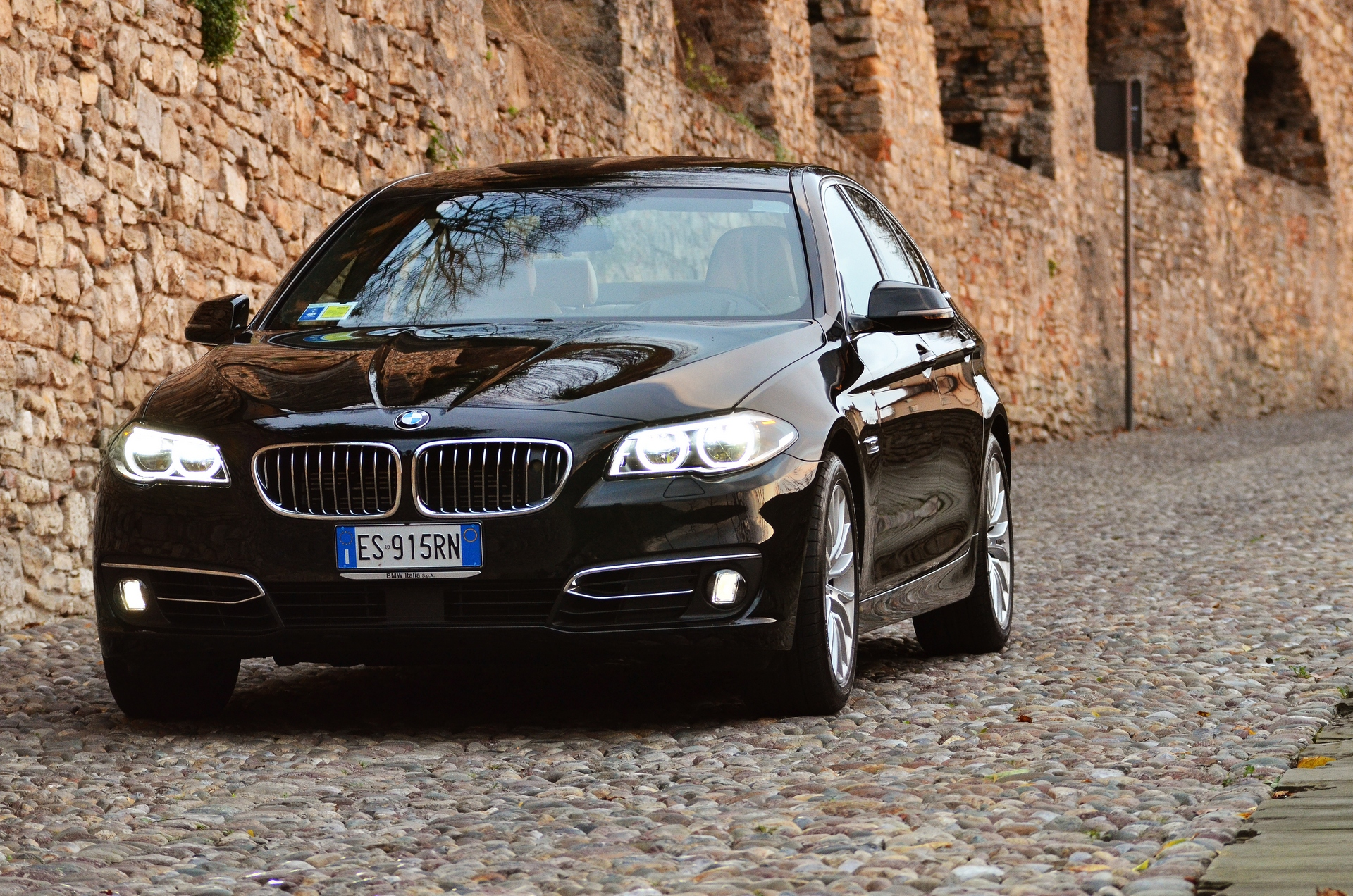 bmw activehybrid 5 2014 10