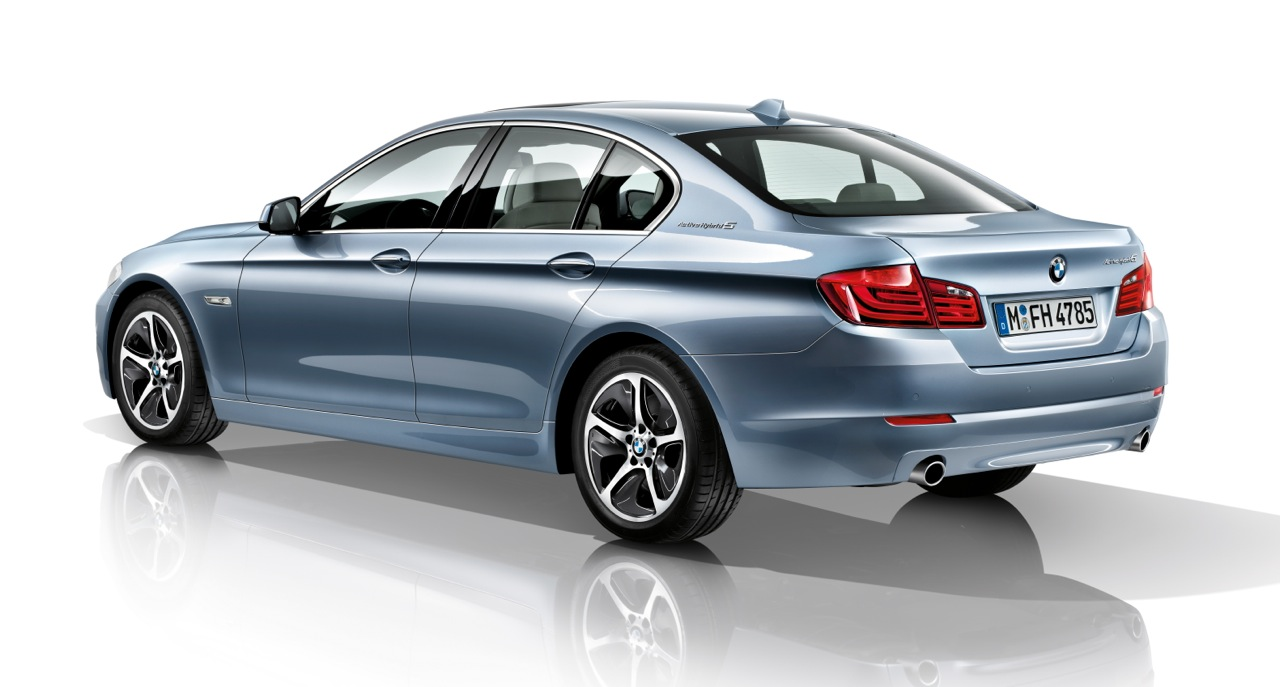 BMW ActiveHybrid 5 #8