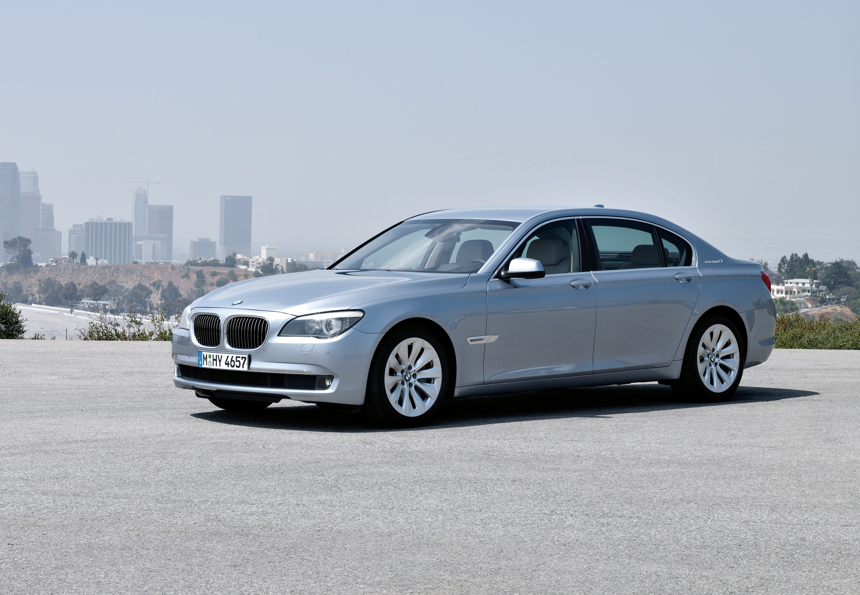 BMW ActiveHybrid 7 #2