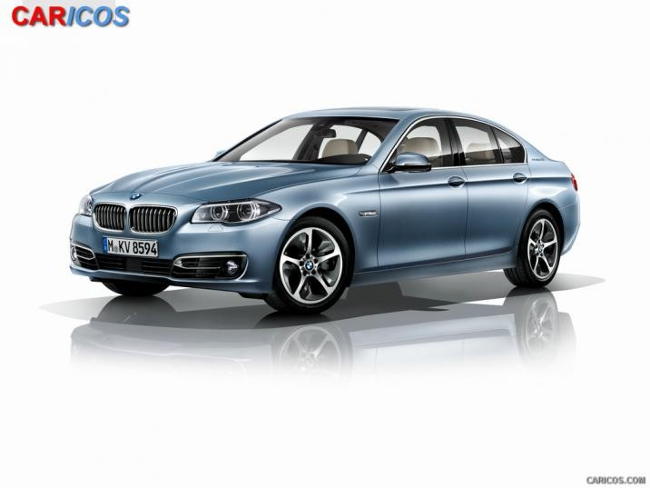 BMW ActiveHybrid 7 2014 #1