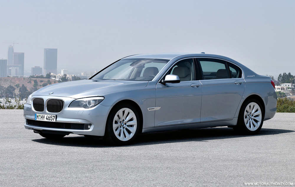 BMW ActiveHybrid 7 2014 #12