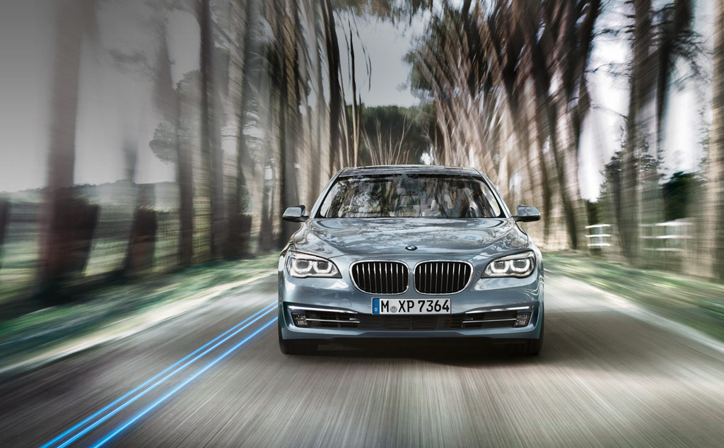 BMW ActiveHybrid 7 2014 #4