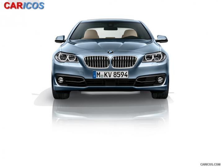 BMW ActiveHybrid 7 2014 #8