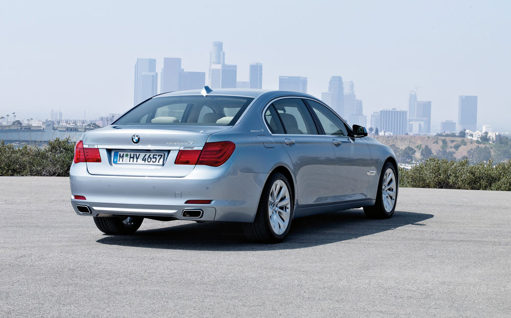 BMW ActiveHybrid 7 #6