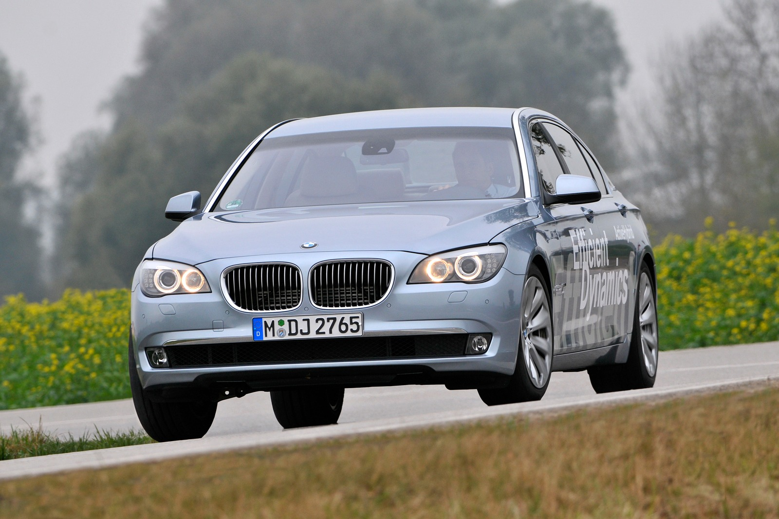 BMW ActiveHybrid 7 750i #3