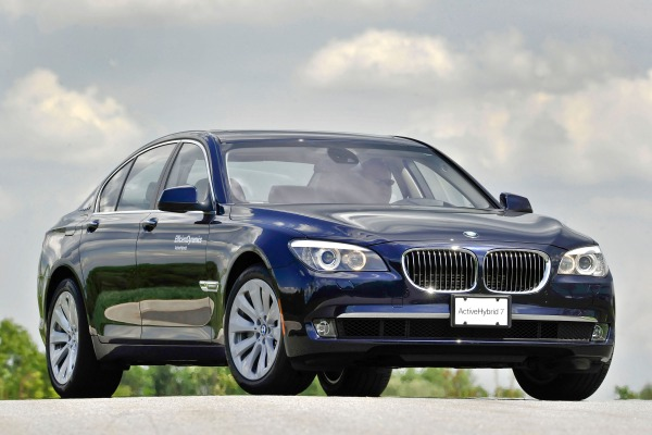 BMW ActiveHybrid 7 #14