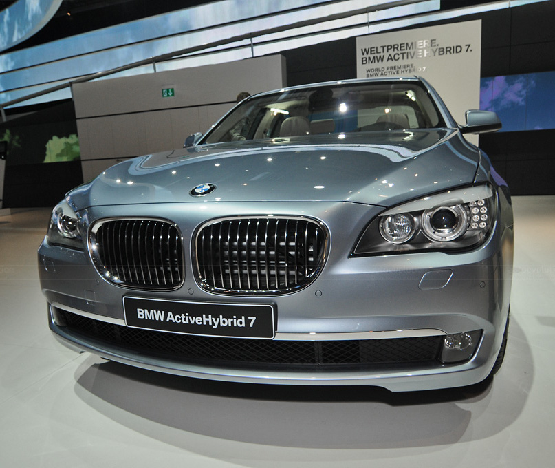 BMW ActiveHybrid 7 #11