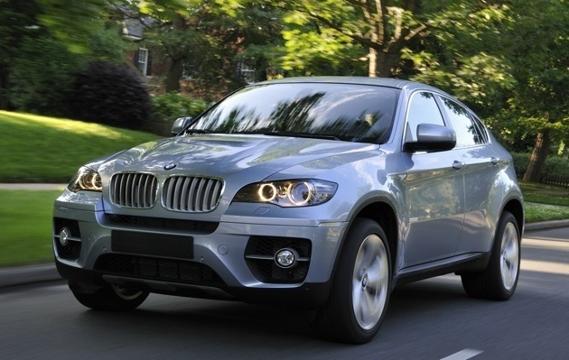 BMW ActiveHybrid X6 #3