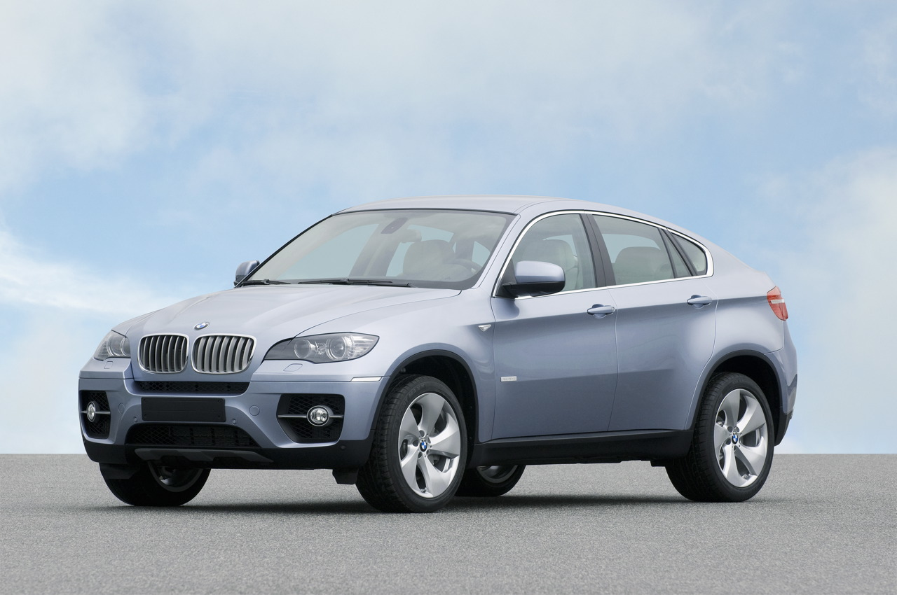 BMW ActiveHybrid X6 #6