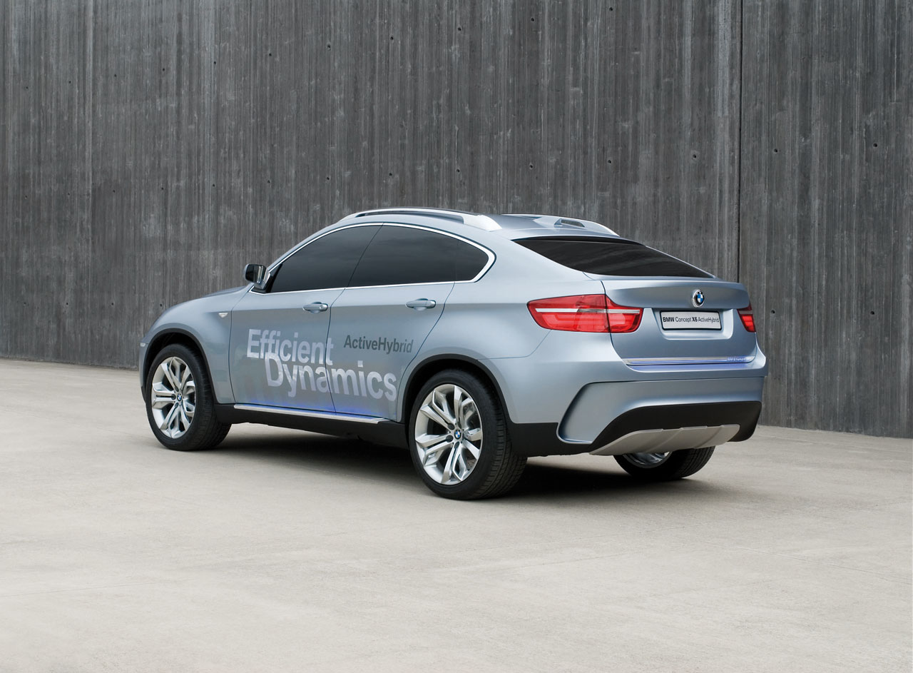 BMW ActiveHybrid X6 #7