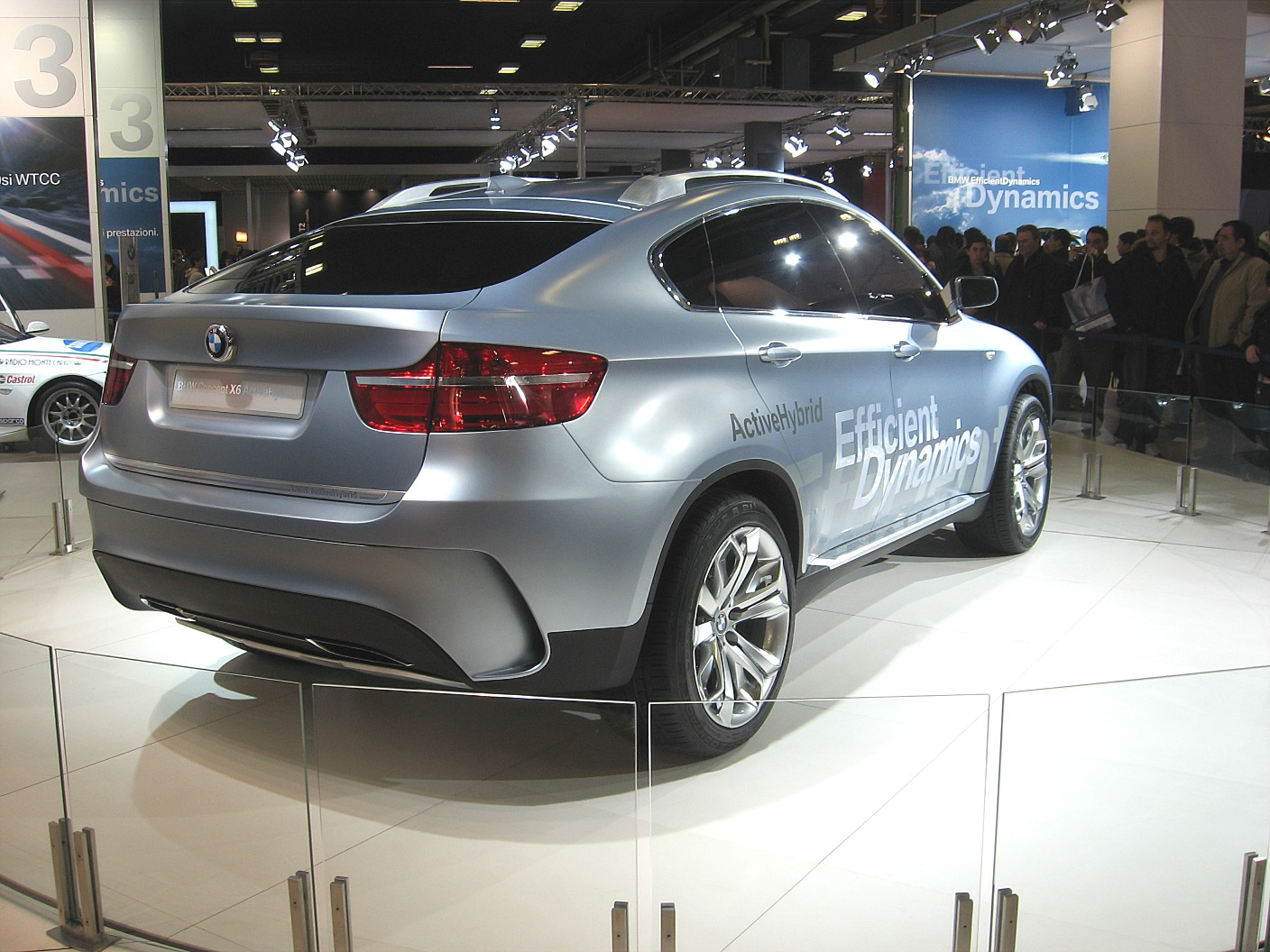 BMW ActiveHybrid X6 #9