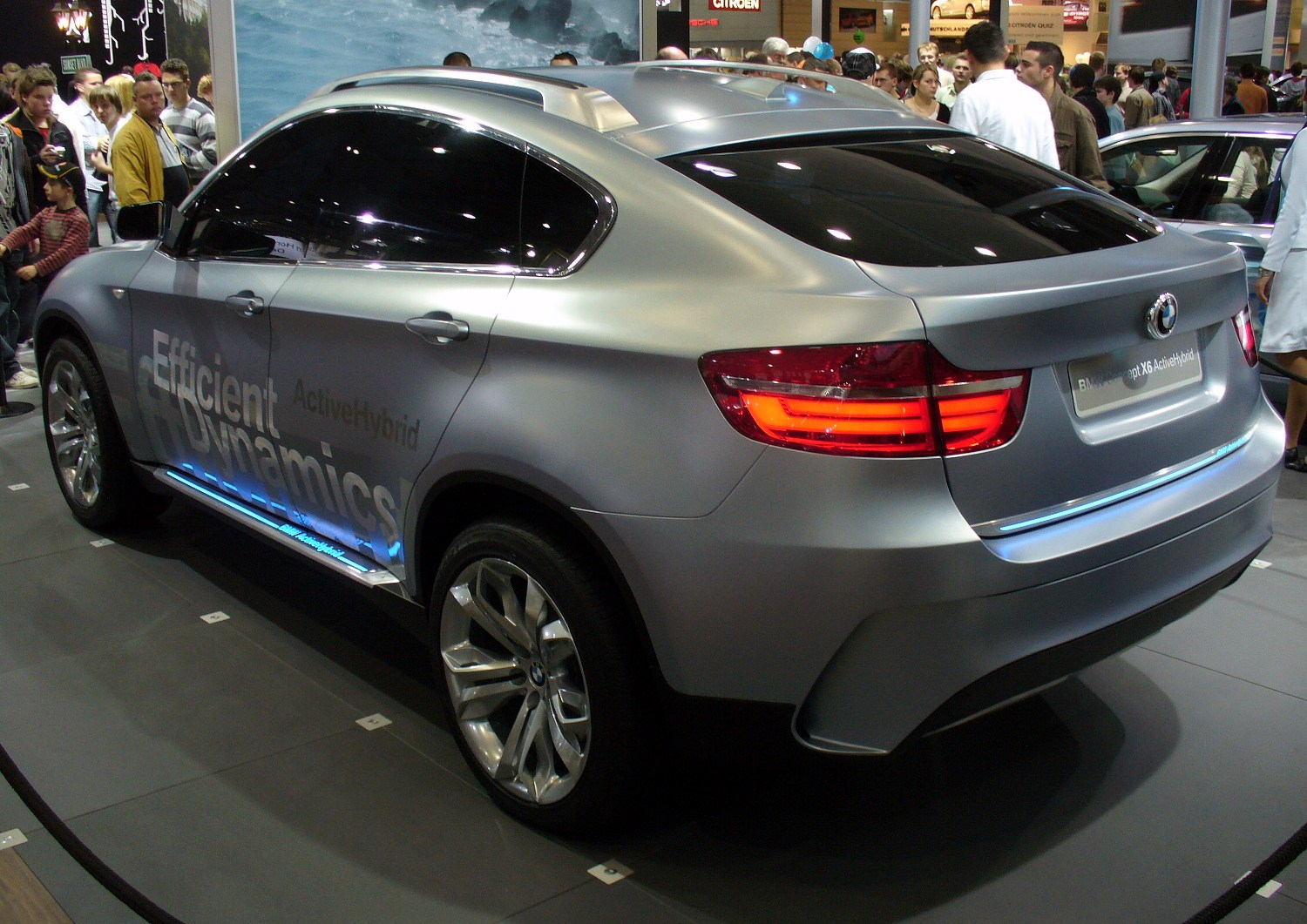 BMW ActiveHybrid X6 #11