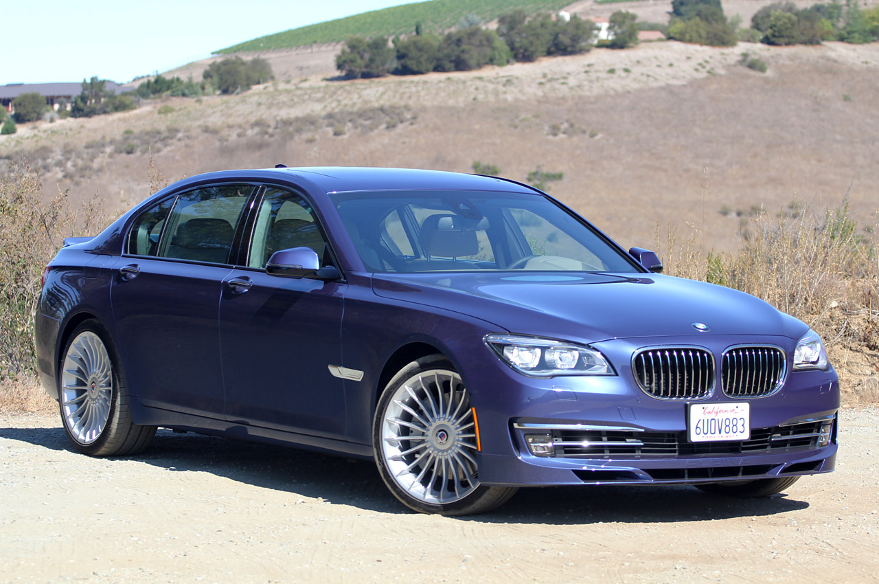 2014 Bmw Alpina B7 Information And Photos Momentcar