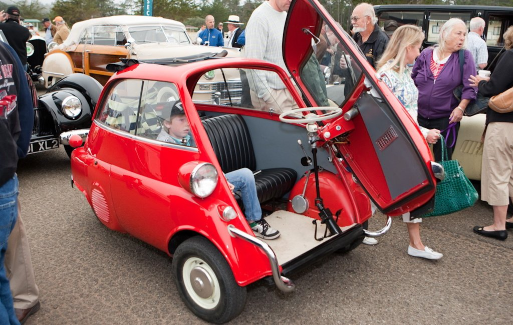 1955 Bmw Isetta Information And Photos Momentcar