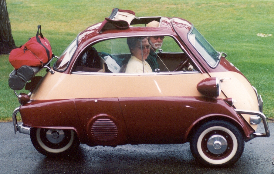 1959 Bmw Isetta Information And Photos Momentcar