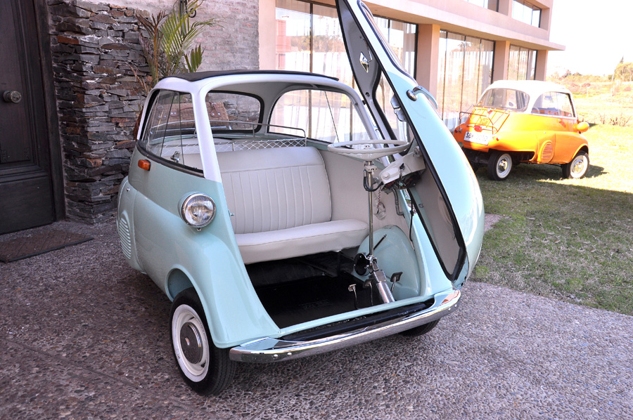 1960 Bmw Isetta Information And Photos Momentcar
