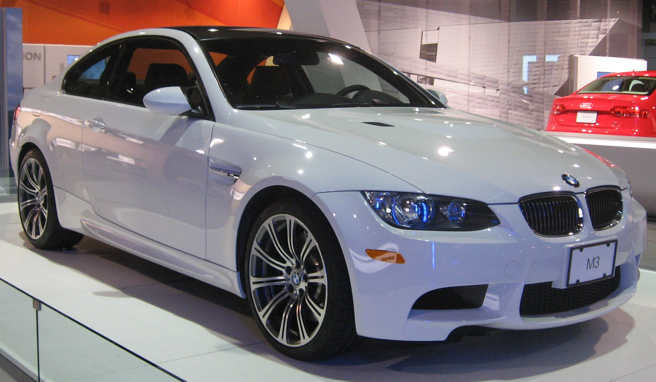 2008 Bmw M3 Information And Photos Momentcar