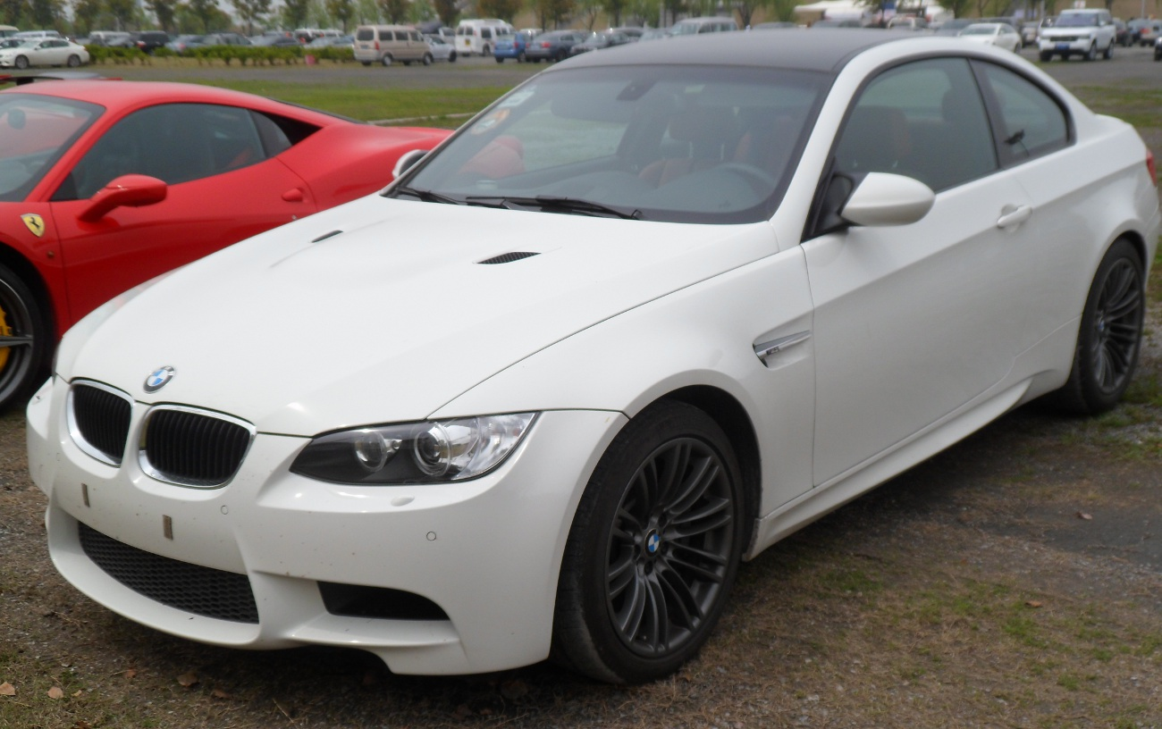 2012 Bmw M3 Information And Photos Momentcar