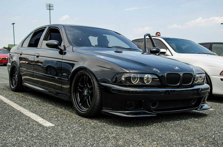 2003 Bmw M5 Information And Photos Momentcar