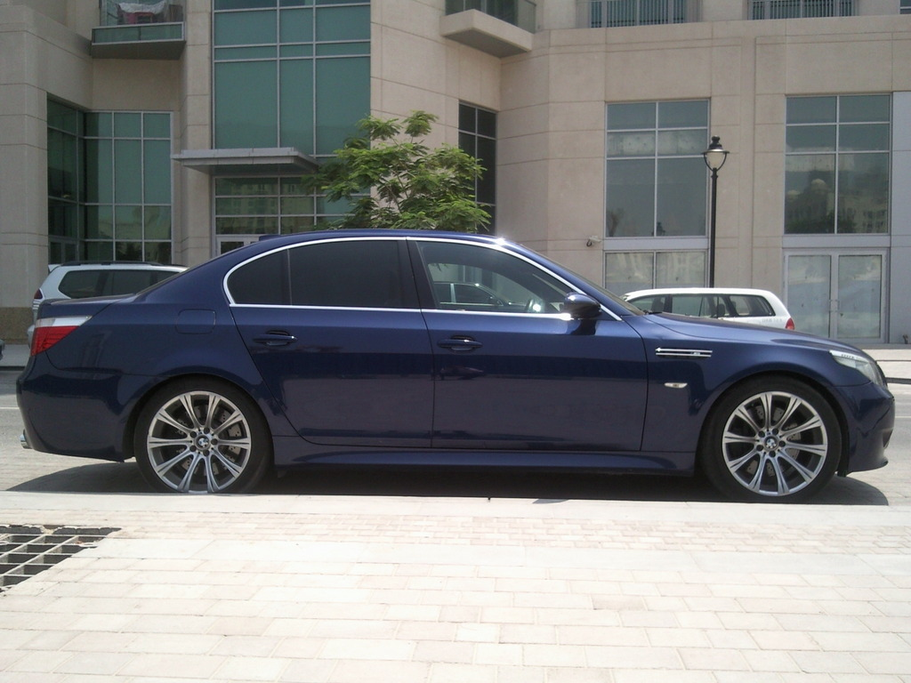 2007 Bmw M5 Information And Photos Momentcar