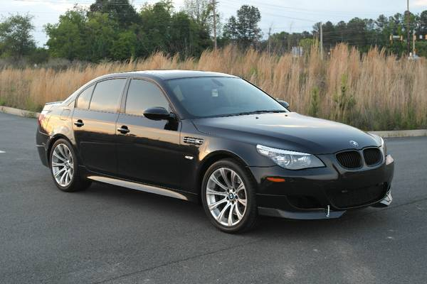 2008 bmw m5 information and photos momentcar