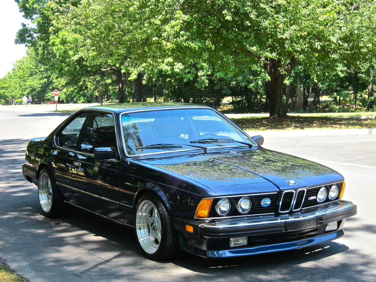 1987 Bmw M6 Information And Photos Momentcar