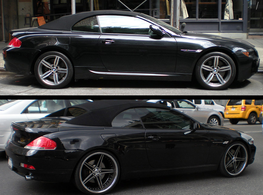 2009 bmw m6 information and photos momentcar. Black Bedroom Furniture Sets. Home Design Ideas