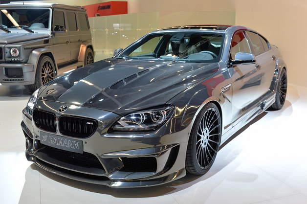 2015 Bmw M6 Information And Photos Momentcar
