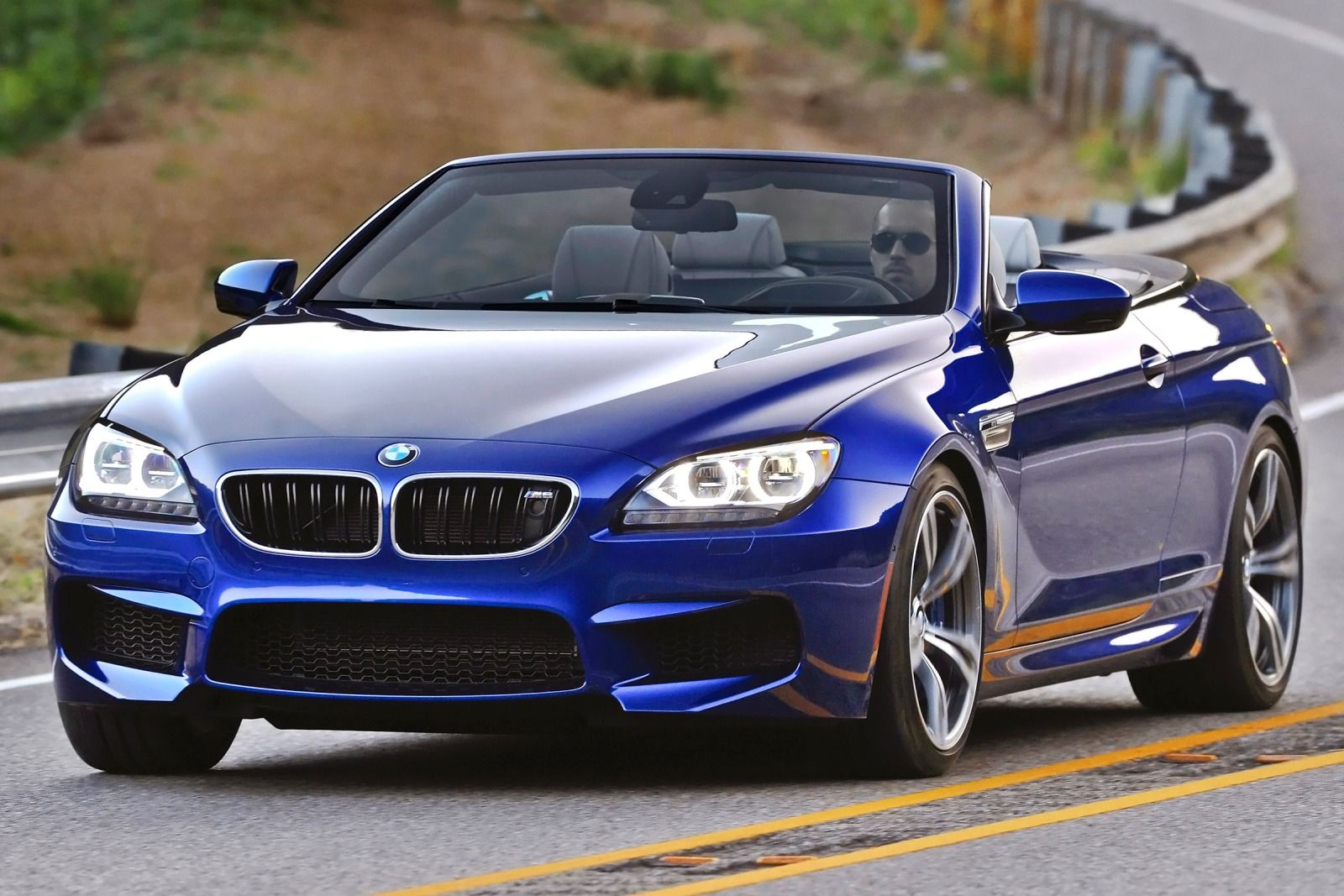 2015 bmw m6 information and photos momentcar. Black Bedroom Furniture Sets. Home Design Ideas