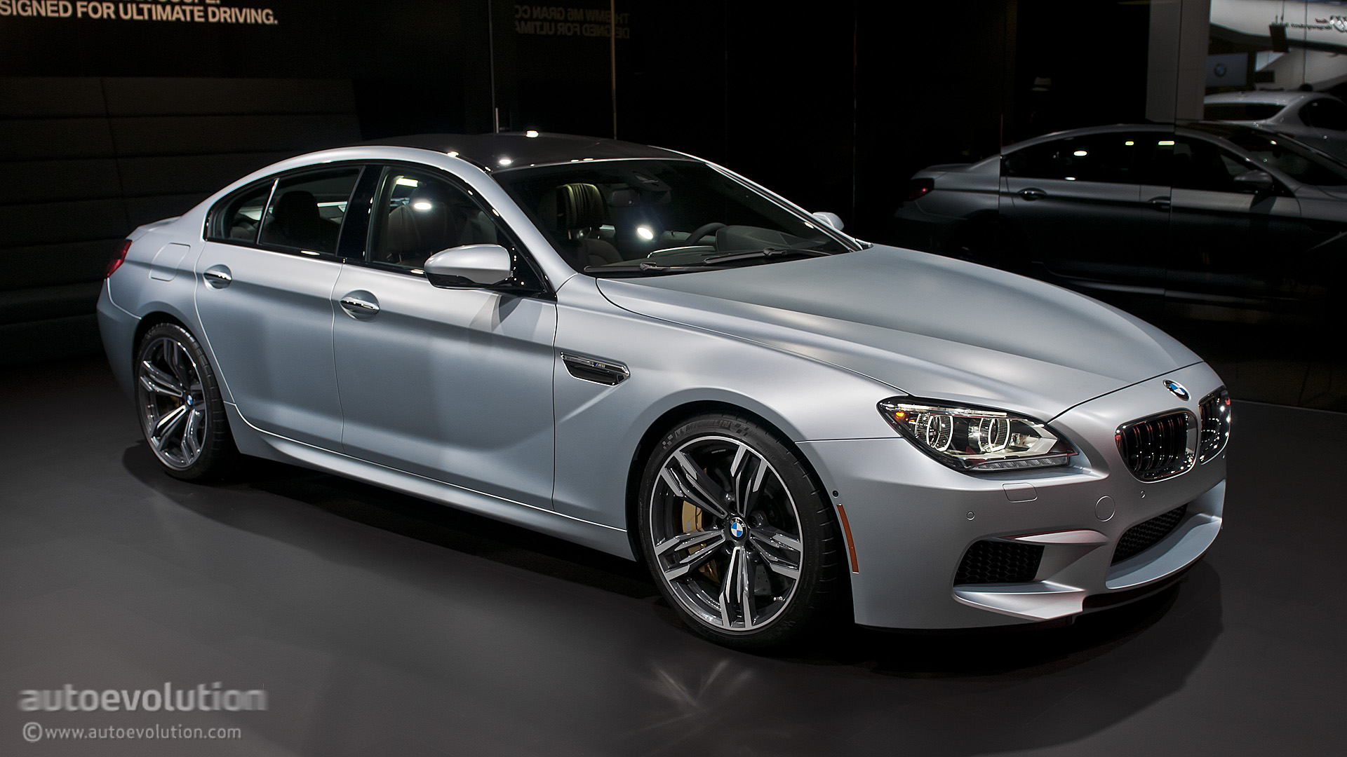 BMW M6 Gran Coupe #1
