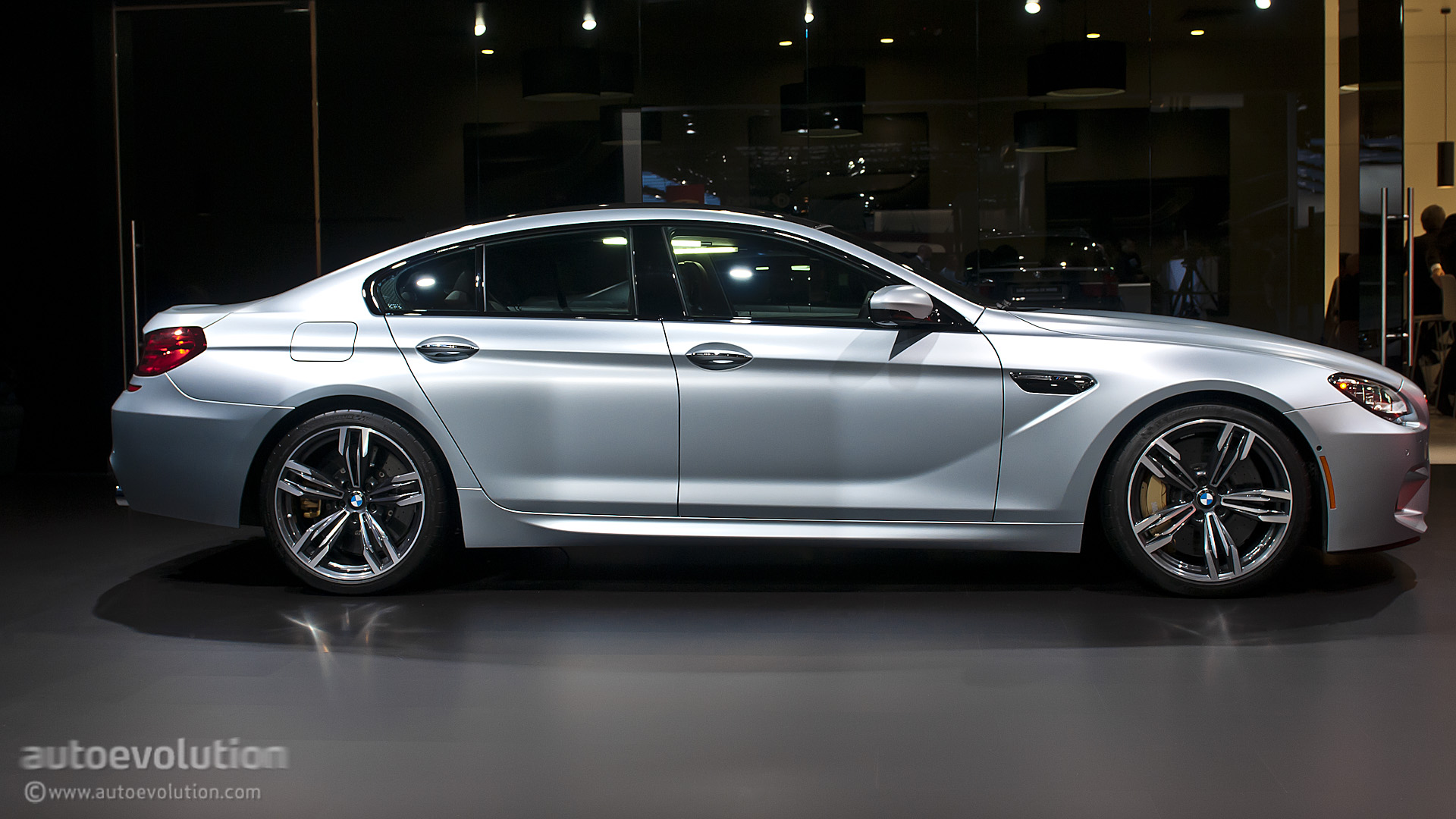 BMW M6 Gran Coupe #11