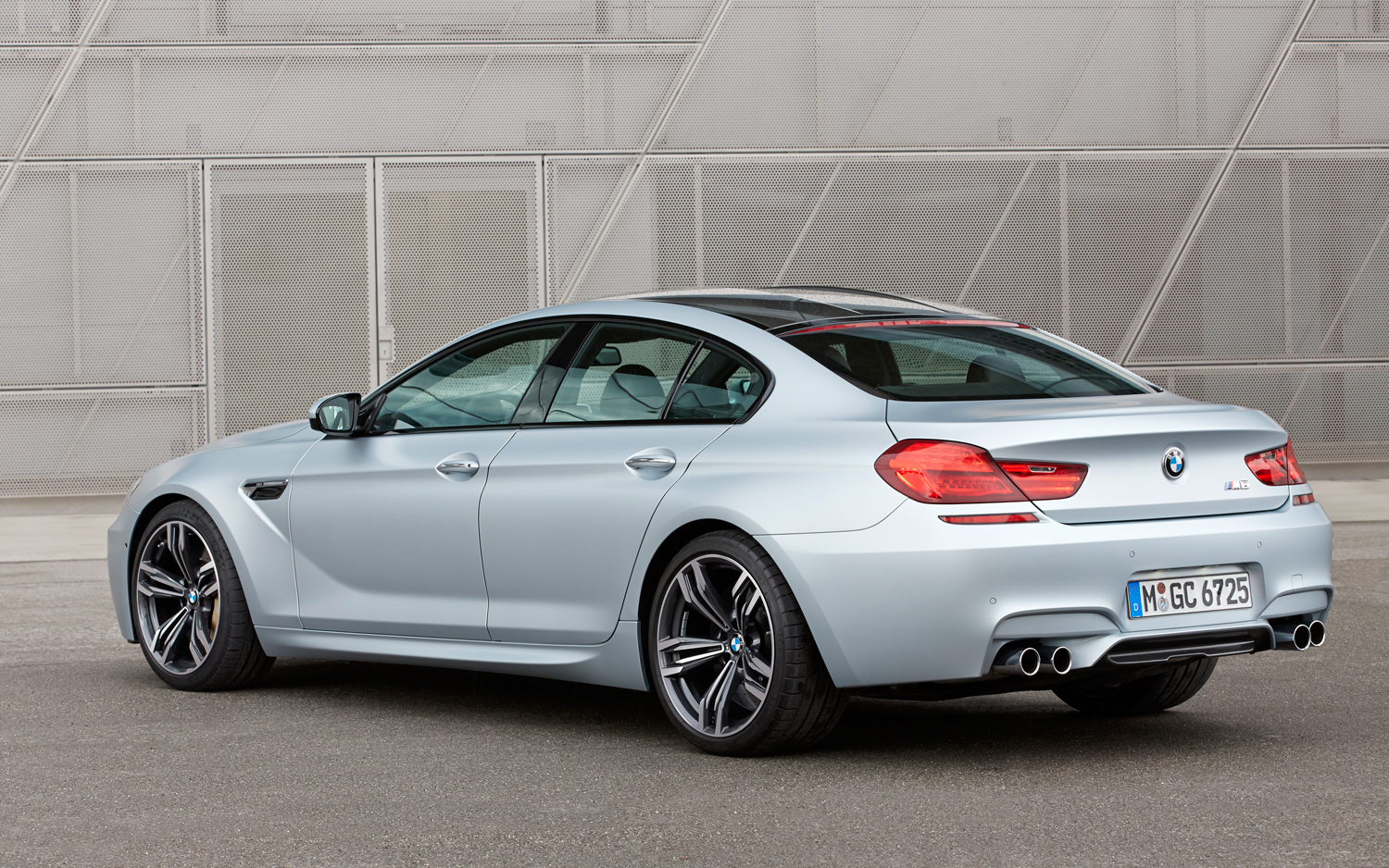 2014 BMW M6 Gran Coupe Information and photos MOMENTcar
