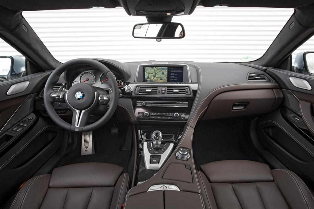 BMW M6 Gran Coupe 2014 #10