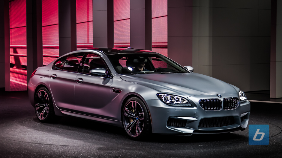 BMW M6 Gran Coupe 2014 #11