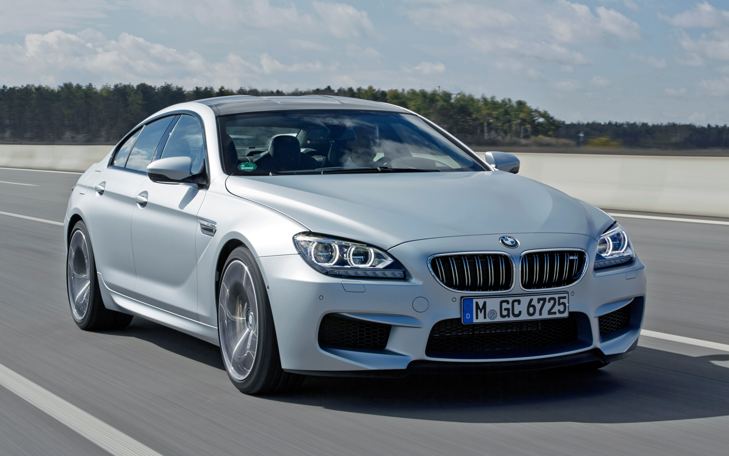 BMW M6 Gran Coupe 2014 #2