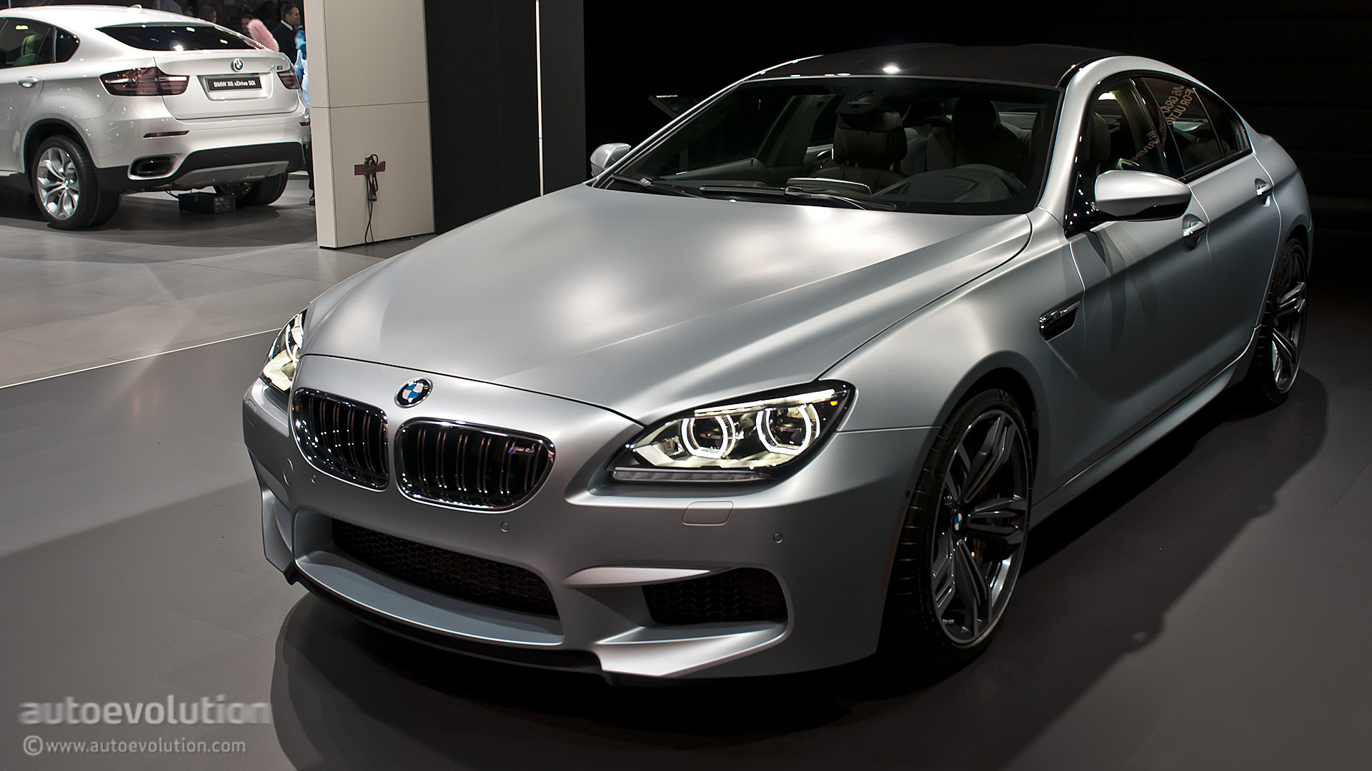 BMW M6 Gran Coupe #7