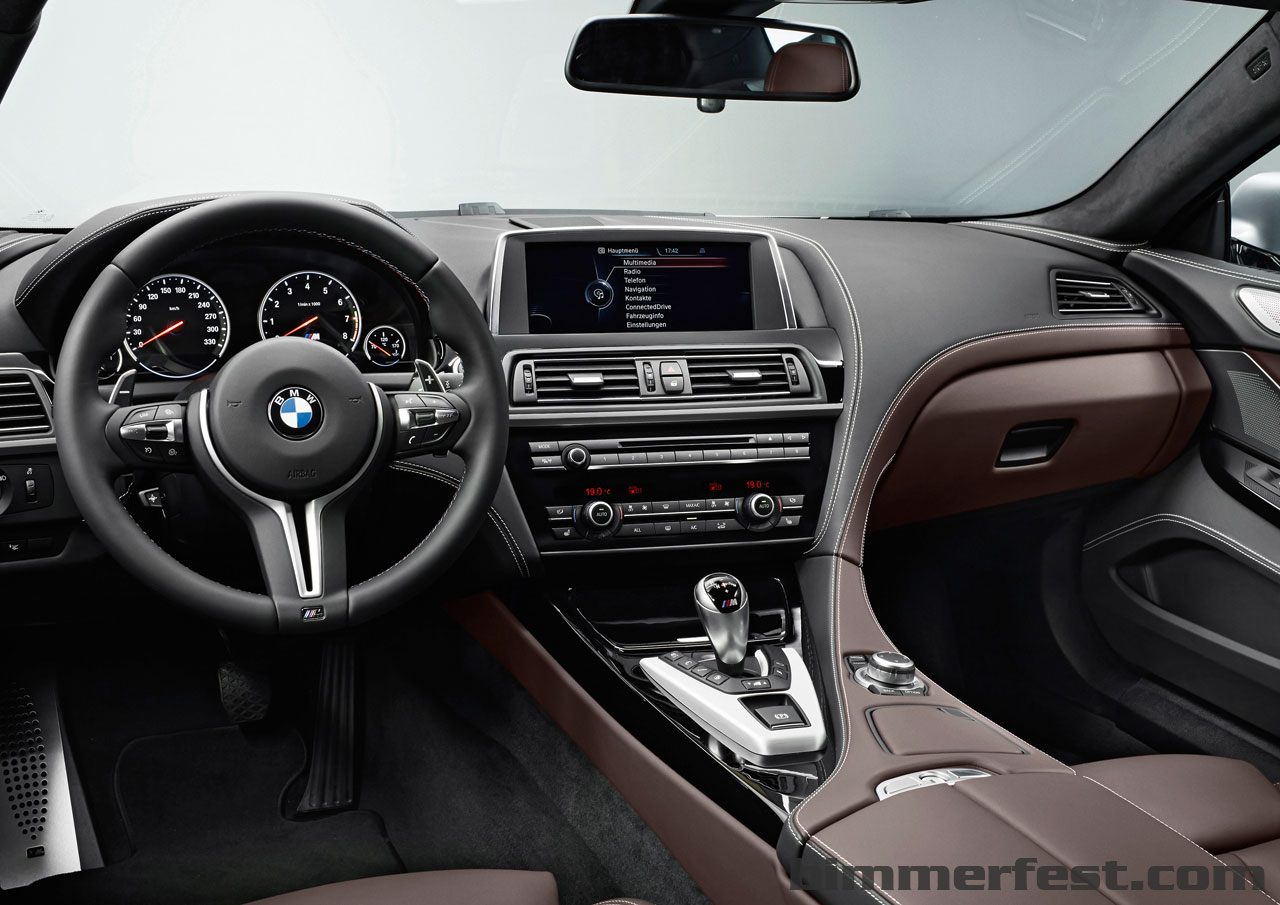 BMW M6 Gran Coupe #8