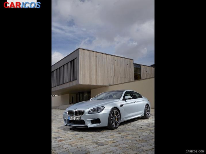 BMW M6 Gran Coupe #9
