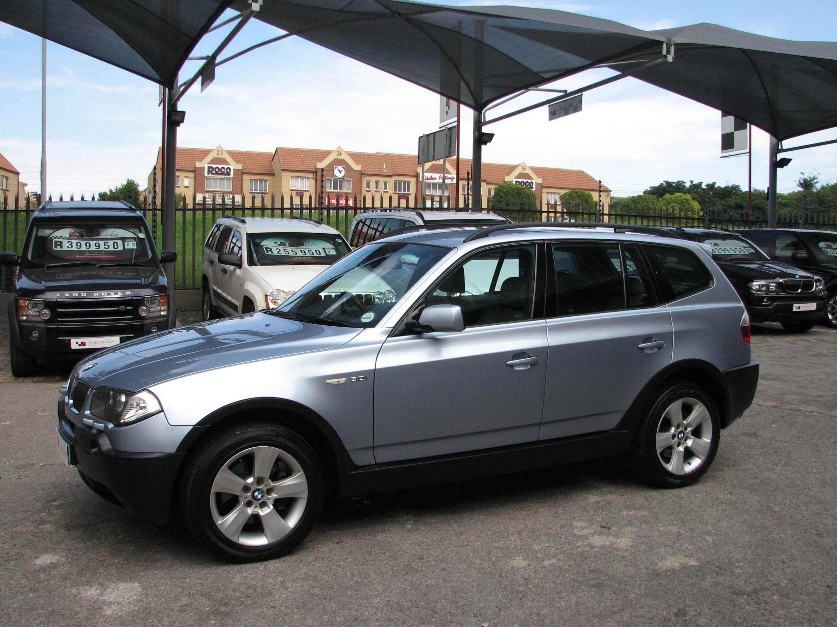 2004 bmw x3 information and photos momentcar. Black Bedroom Furniture Sets. Home Design Ideas
